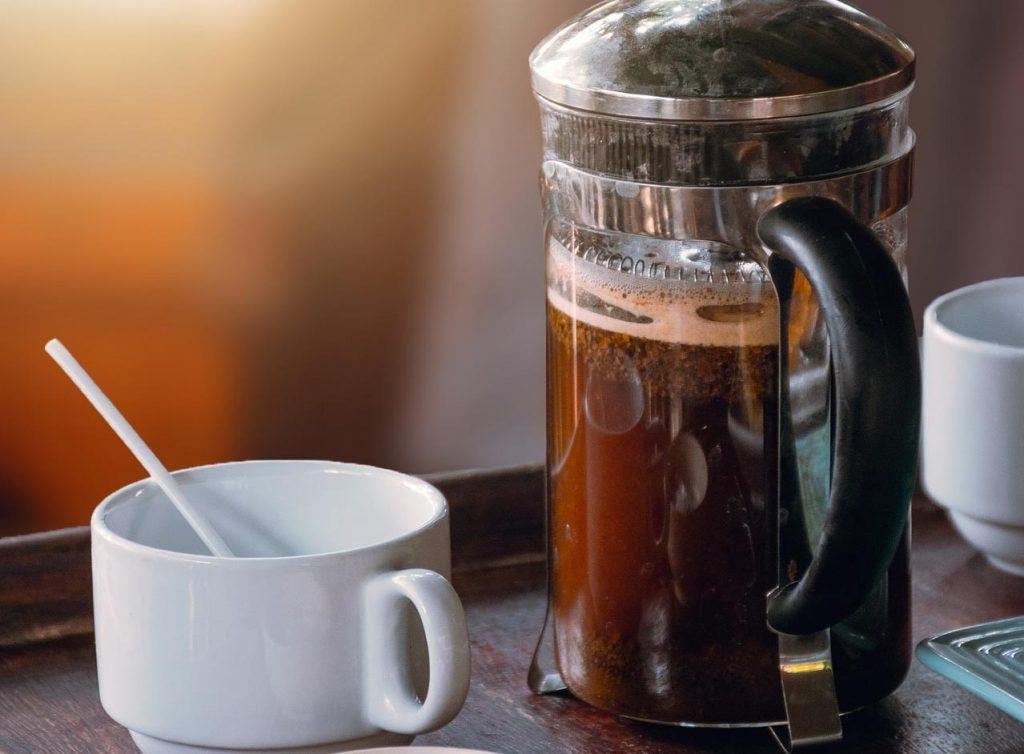 Qué hacer con el café frío