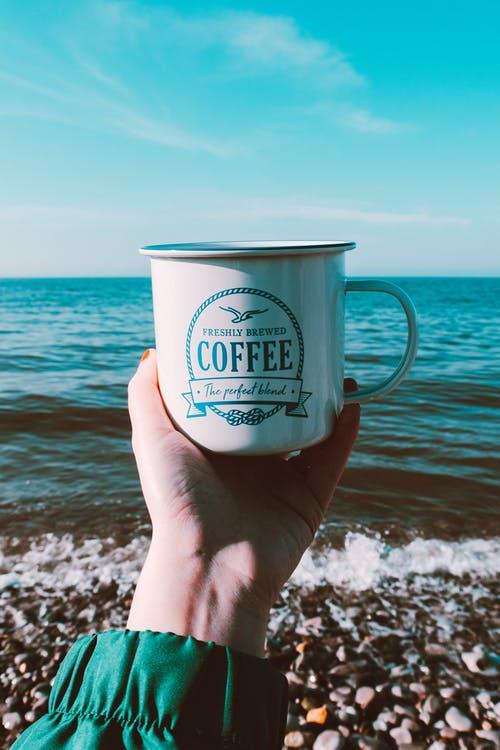 Cafés en verano