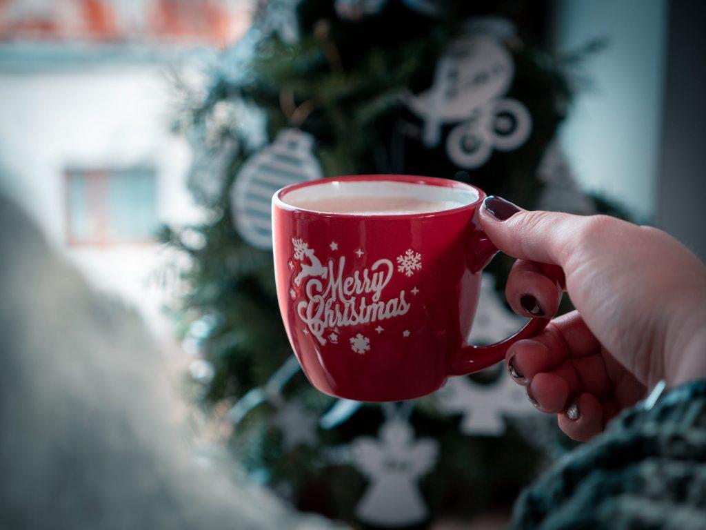 Black Stone Coffee Navidad
